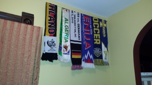 International scarves